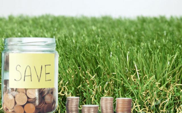 Can artificial grass save you money?